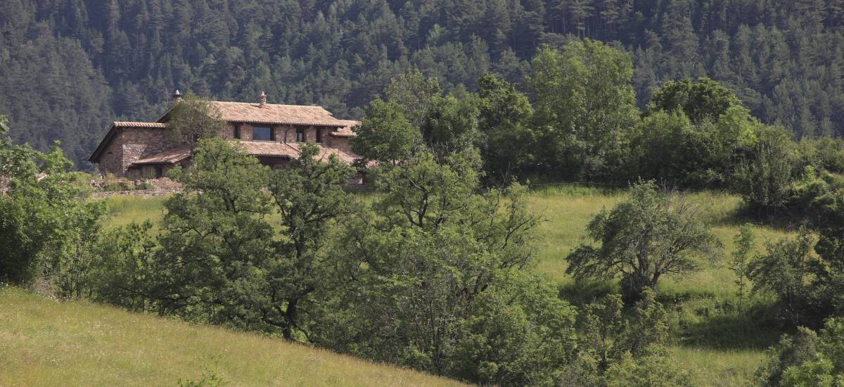 """""""Discovering Pyrenees: Relax and Disconnect"""" Experience"""