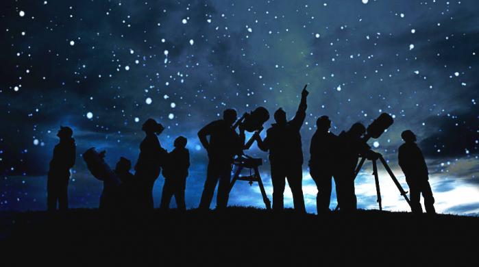 """Experiencia """"El Cielo y la Tierra"""""""