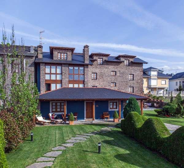 Hotel Pleamar en Asturias