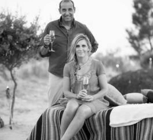 Paulo y Carmen anfitriones de la Experiencia Douro Rusticae