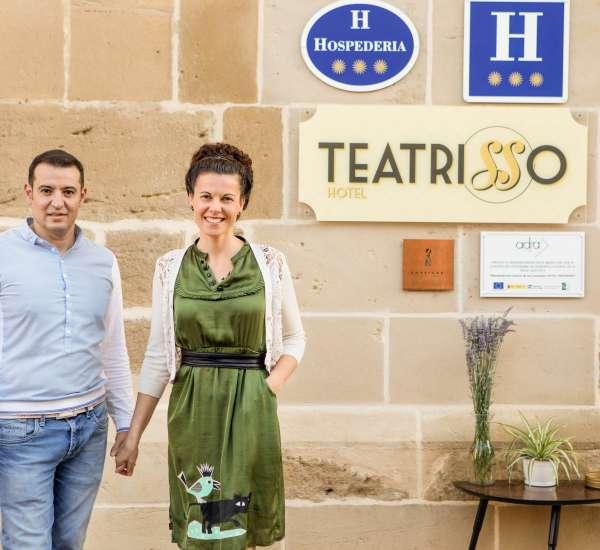 Hotel Teatrisso La Rioja Rusticae aseo2