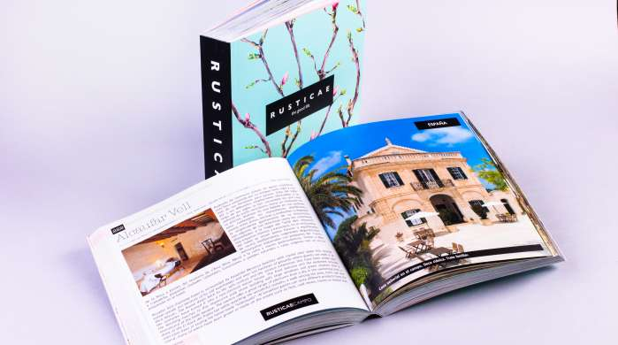 Guía de Hoteles Rusticae