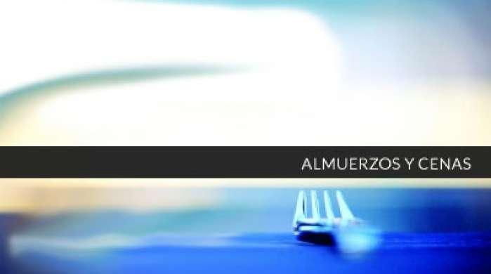 ALMUERZOS/CENAS