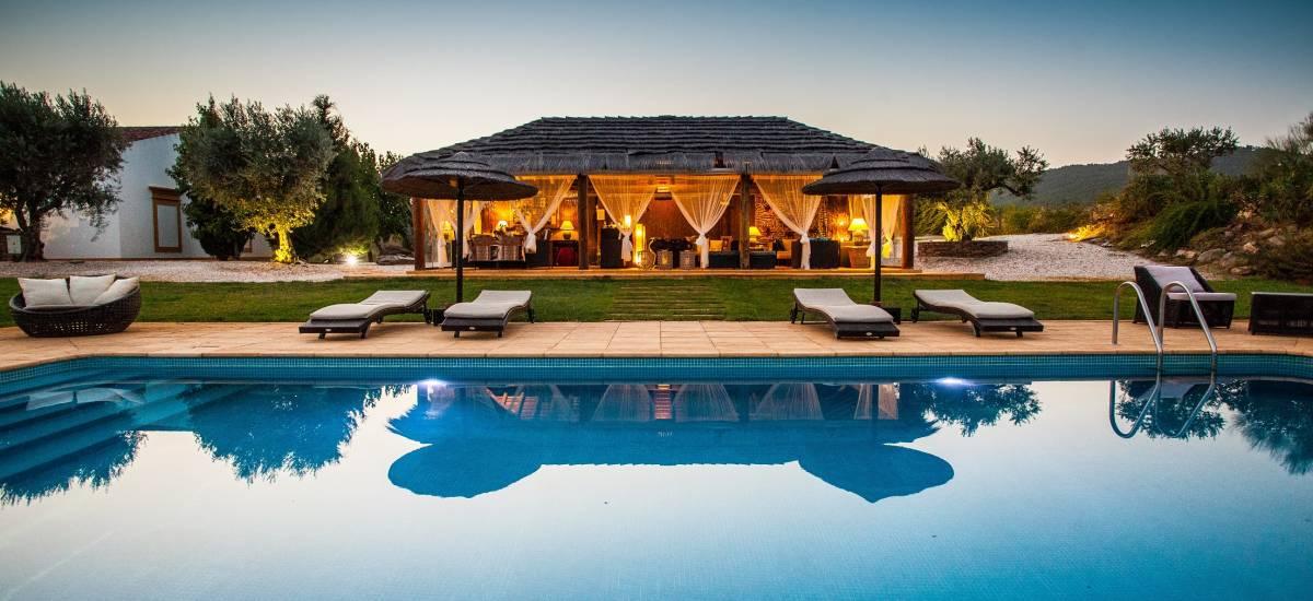 Casa de Alquiler Completo Herdade Agua D'Alte