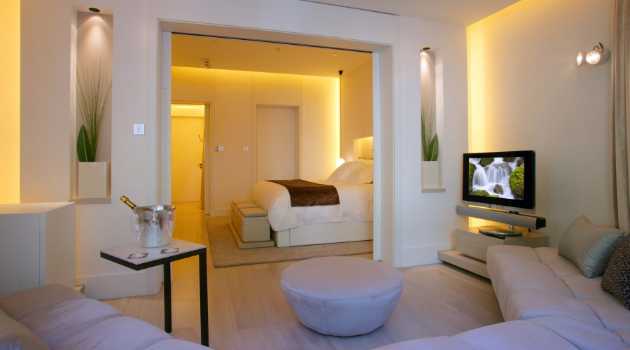Rusticae Barcelona Hotel con encanto Habitación