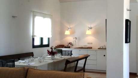 Rusticae Menorca Hotel con encanto Salón Comedor