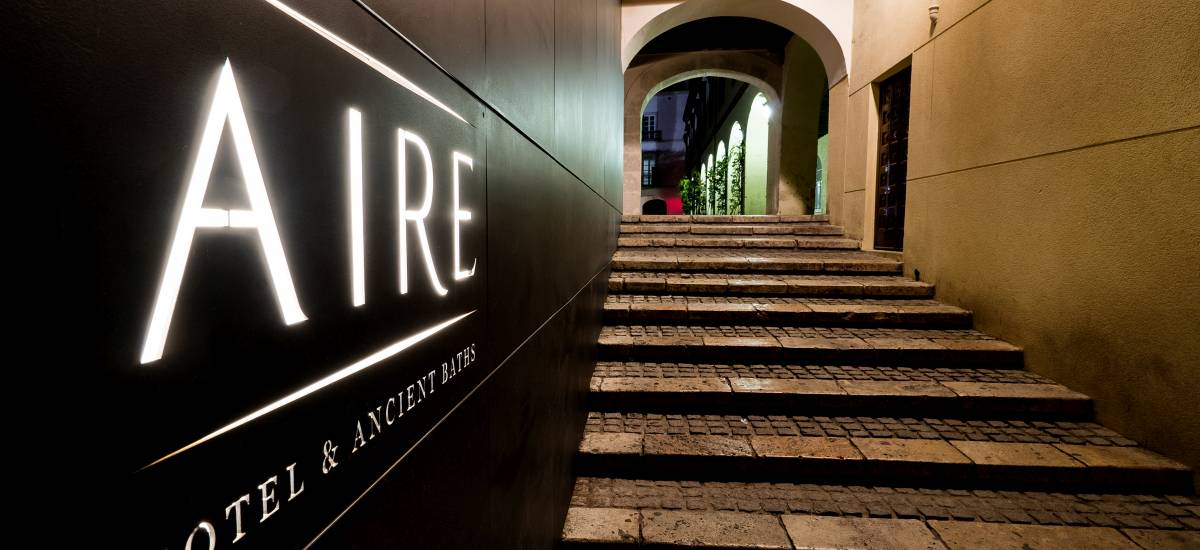 Aire Hotel & Ancient Baths