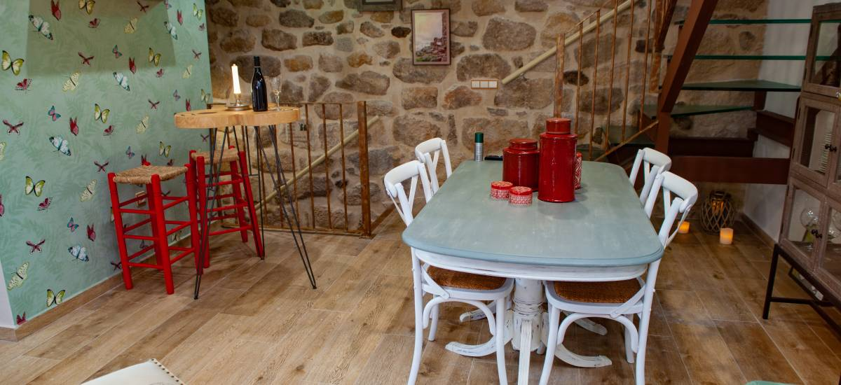 Casa Rural de Alquiler Completo Agua D Estrellas
