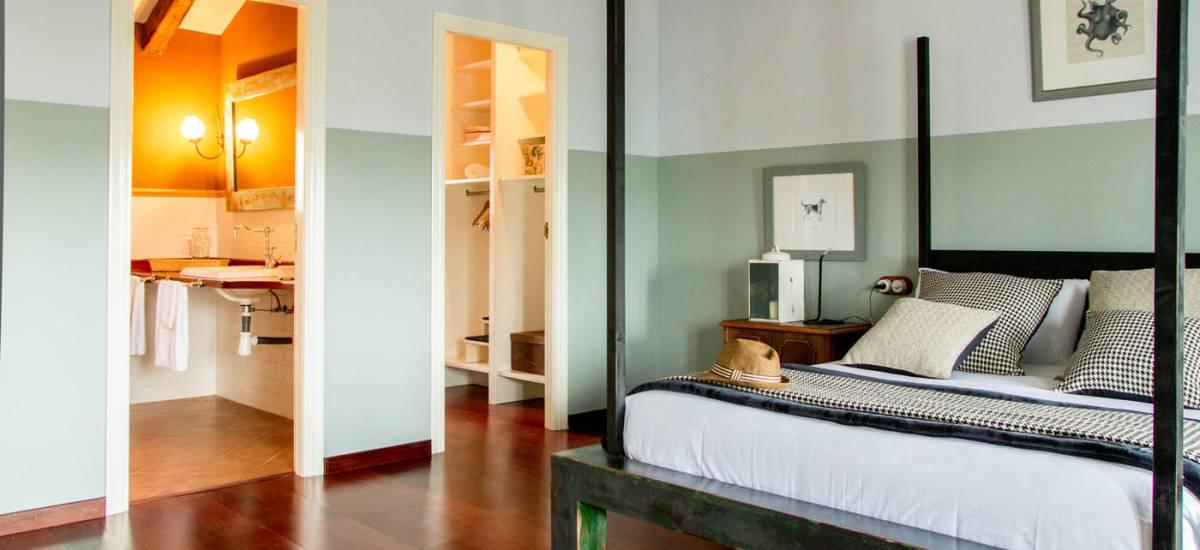 Rusticae Tarragona Hotel Bofranch charming bedroom