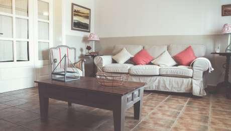 Rusticae Tarragona Hotel Bofranch con encanto Salón