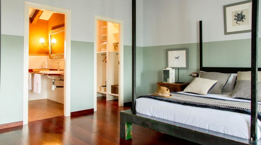 Rusticae Tarragona Hotel Bofranch con encanto Habitación
