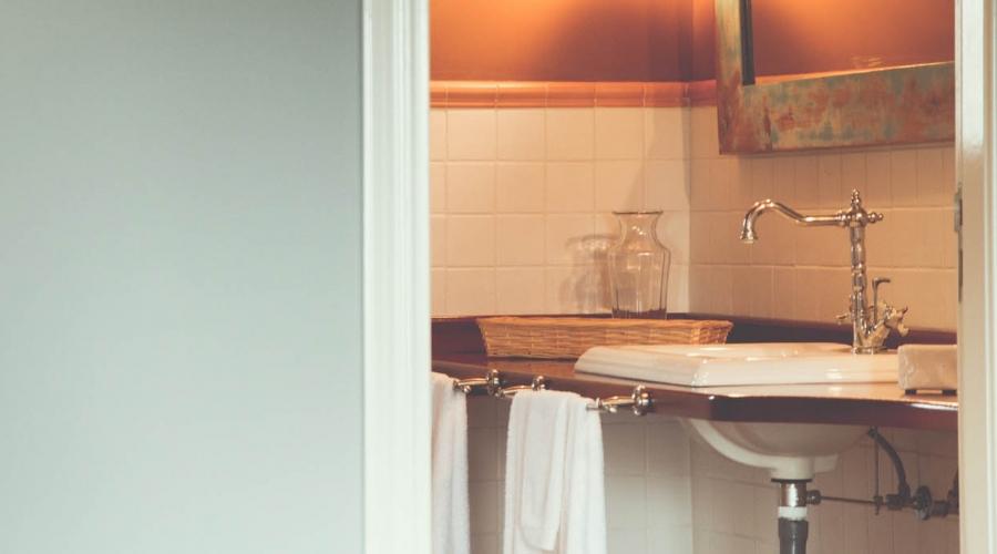 Rusticae Tarragona Hotel Bofranch con encanto Baño