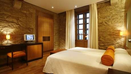 Rusticae A coruña Hotel con encanto Habitación
