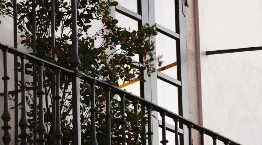 Rusticae A coruña Hotel con encanto Terraza