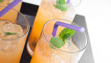 Asturias Amada Carlota Hotel rusticae con encanto bebida