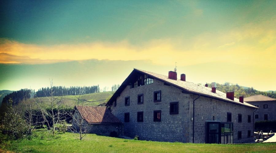 Rusticae Vizcaya Antsotegi Hotela con encanto Exterior