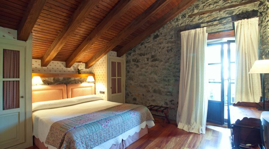 Rusticae Vizcaya Antsotegi Hotela rural Habitación