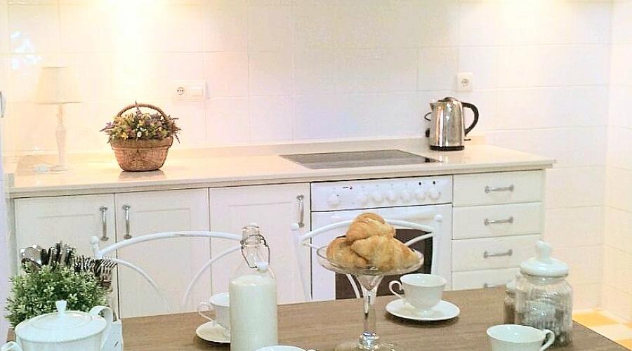 Rusticae Cáceres Hotel con encanto Cocina