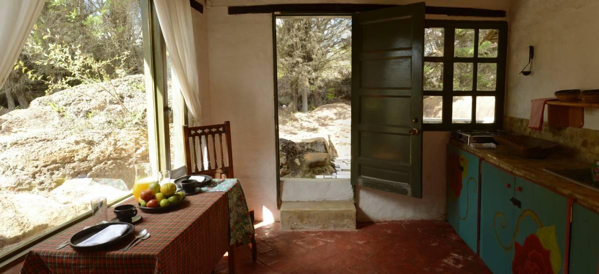 Apartamento Rosa - Residencias Artísticas El Hayuelo