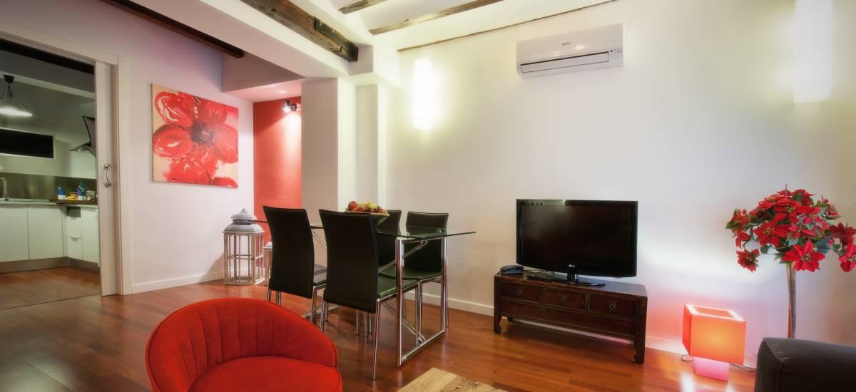 Apartamentos Abad Toledo Rusticae sofas