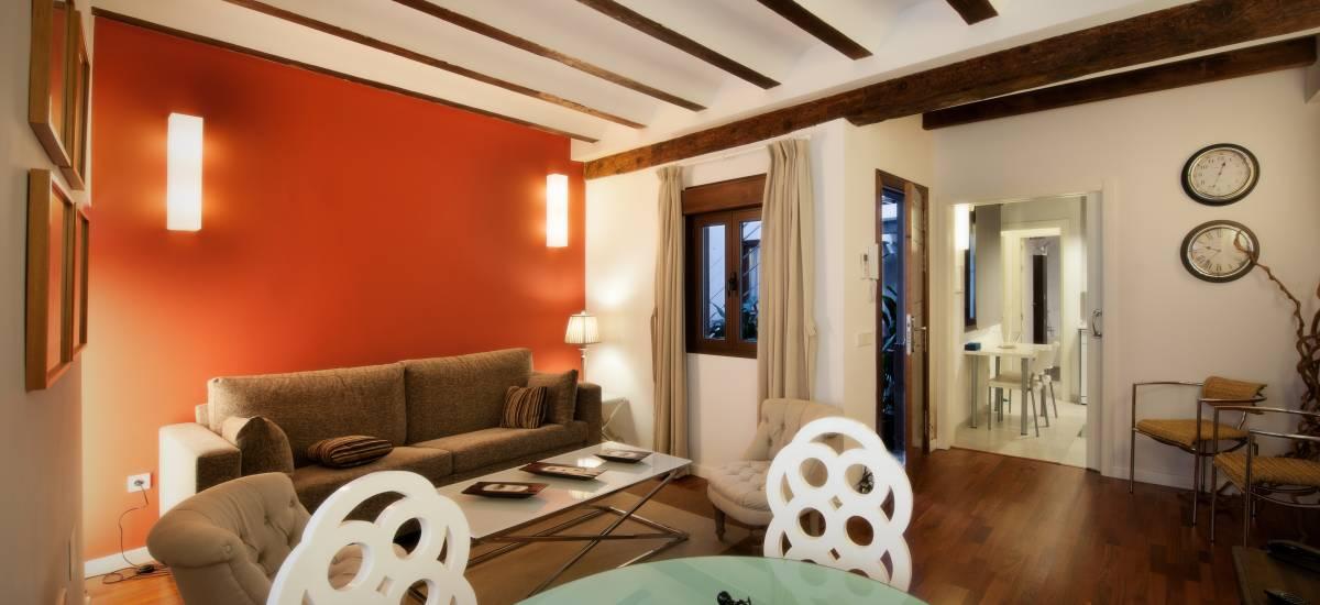 Apartamentos Abad Toledo Rusticae habitacion