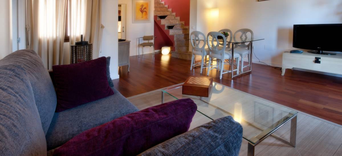 Apartamentos Abad Toledo Rusticae habitacion 3