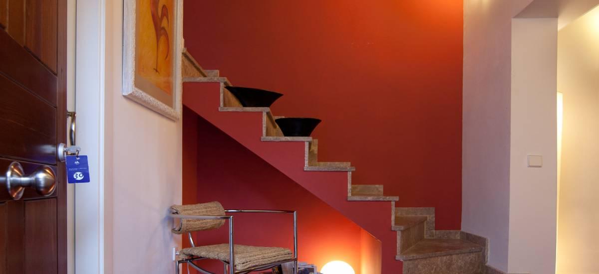 Apartamentos Abad Toledo Rusticae salon3