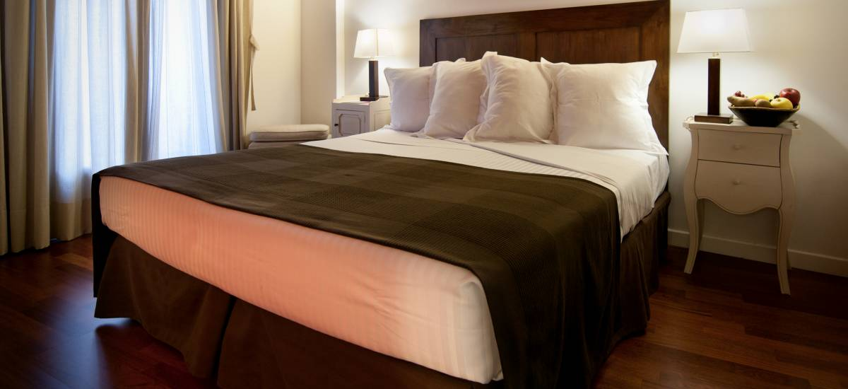 Apartamentos Abad Toledo Rusticae sofas cama