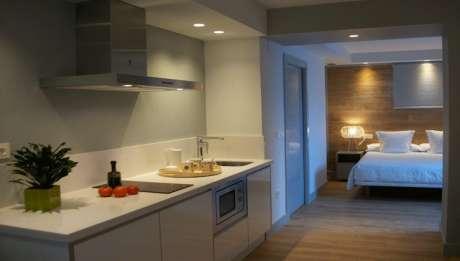 Rusticae Asturias Apartamentos Casona de Paca rural Cocina