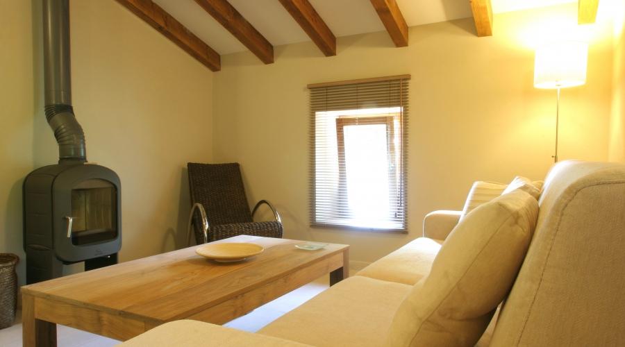 Rusticae Cantabria Apartamentos Casona del Agua rural salón