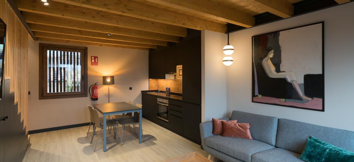 Apartamentos La Santilar Llanes Rusticae