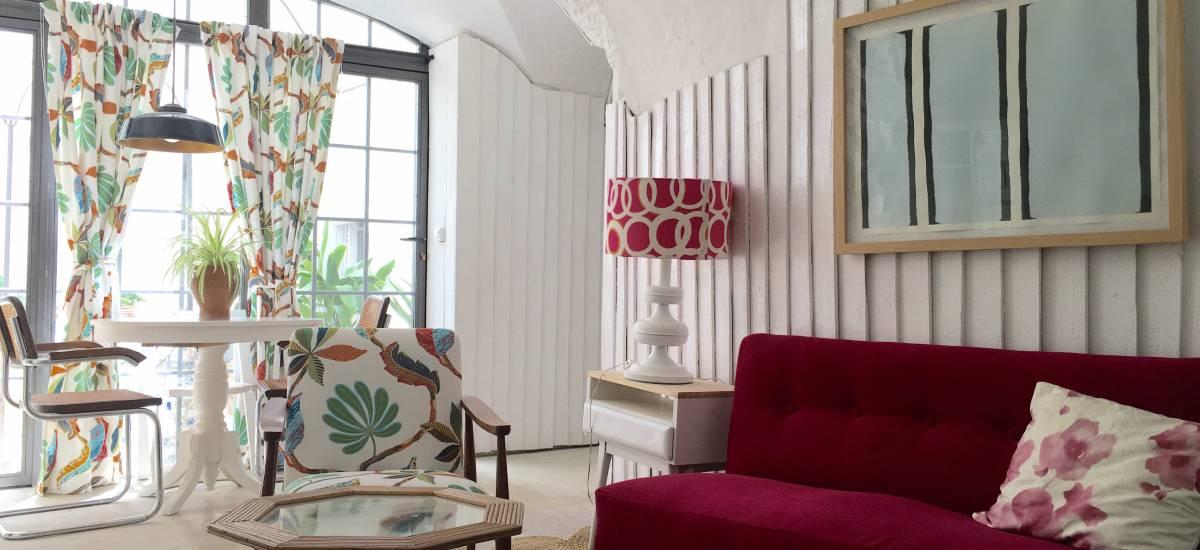 Apartamentos La Tierra Roja Hotel Habitación en Caceres Tierra