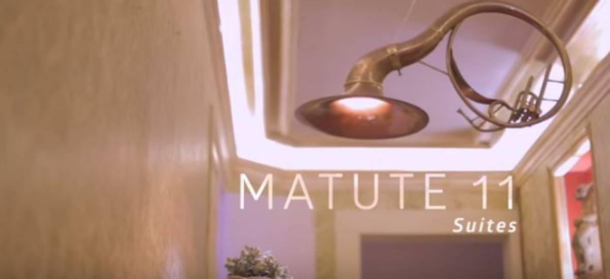 Apartamentos Matute 11 con encanto Madrid Rusticae Video