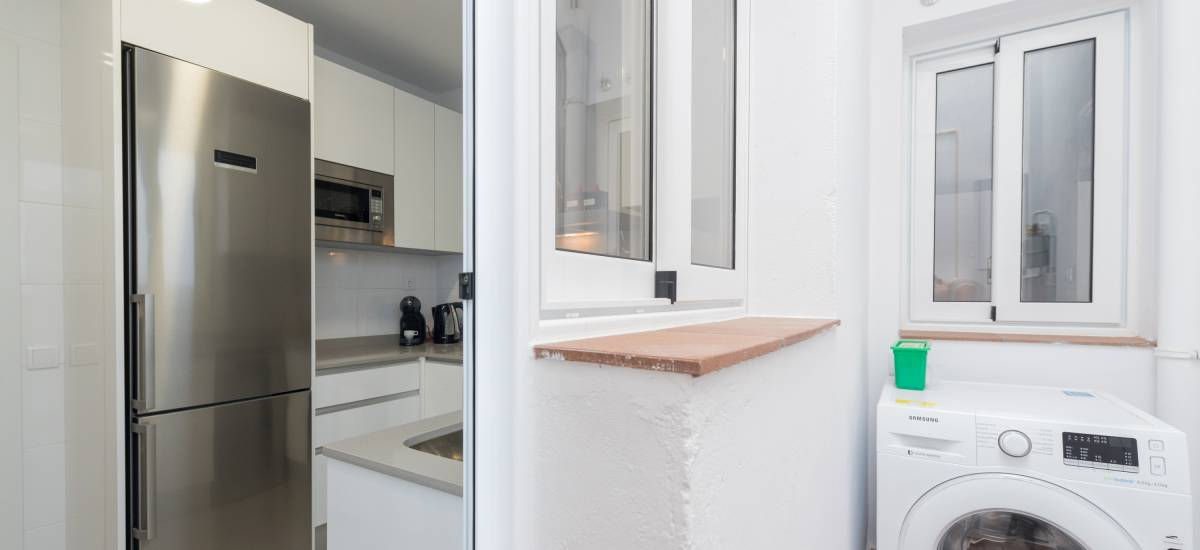 Petit Luxe Apartamentos Terrassa Oasis Rusticae Kitchen 2
