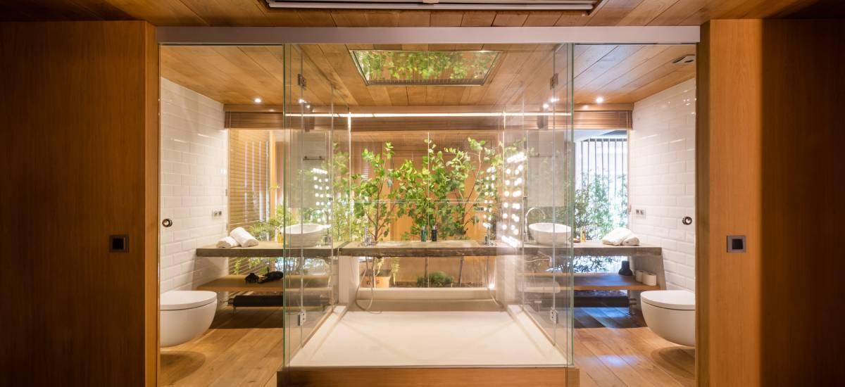 Petite Luxe Apartaments Terrasa Rusticae L´atic