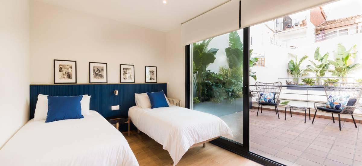 Petit Luxe Apartamentos Terrassa Duplex Rusticae Room 2Pax