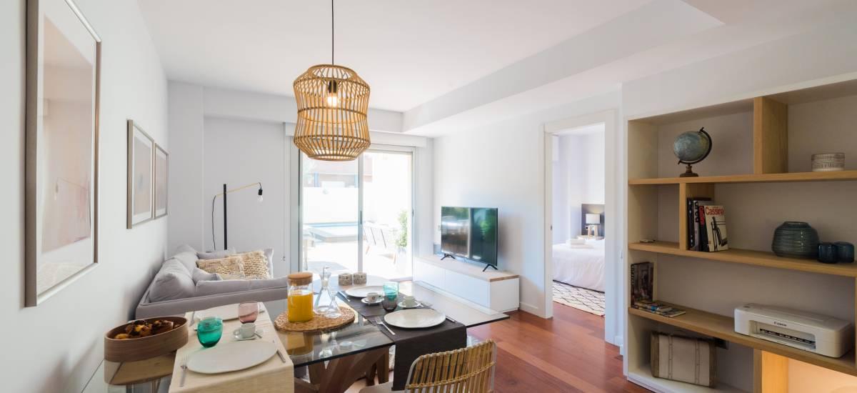 Petit Luxe Apartamentos Terrassa Oasis Rusticae