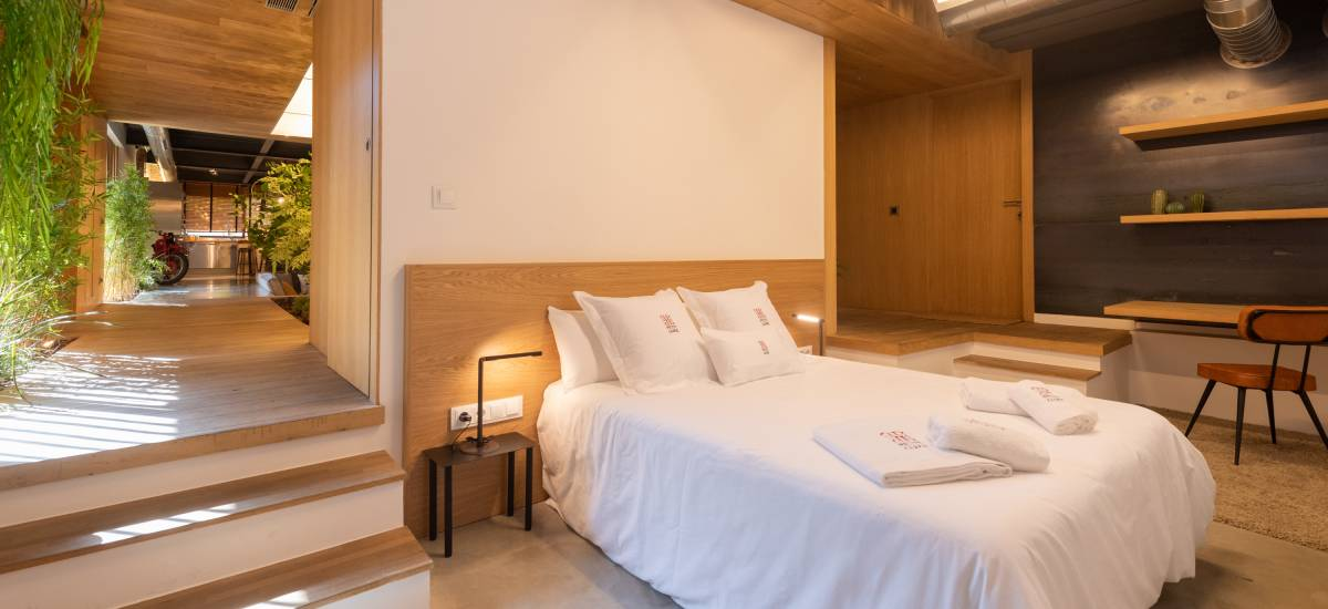 Petite Luxe Apartaments Terrasa Rusticae