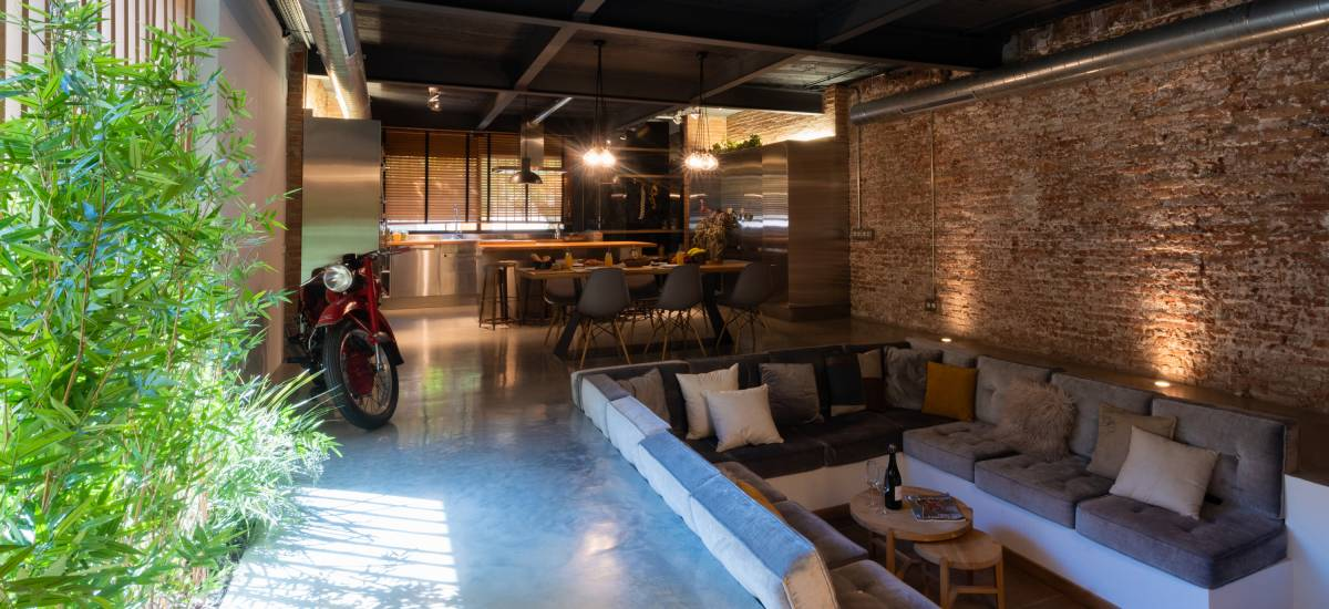 Petit Luxe Apartaments Terrassa L´atic Rusticae