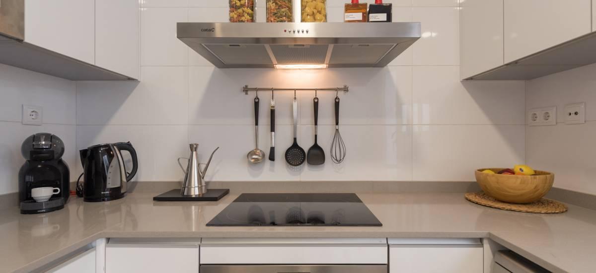 Petit Luxe Apartamentos Terrassa Oasis Rusticae Kitchen