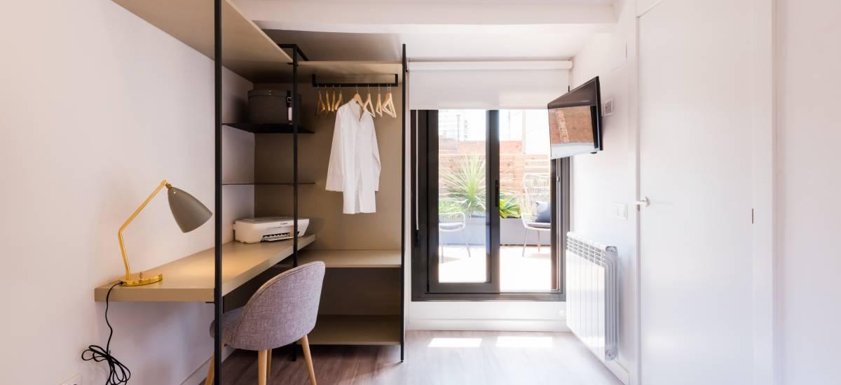 Petit Luxe Apartamentos Terrassa Oasis Rusticae Room