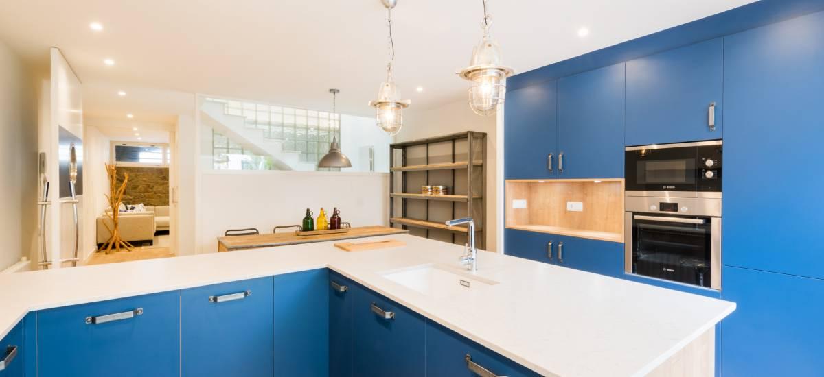 Petit Luxe Apartamentos Terrassa Duplex Rusticae Kitchen