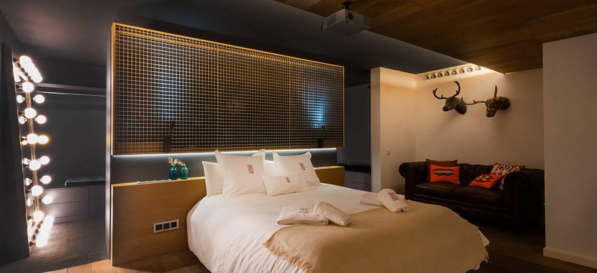 Petit Luxe Apartamentos Terrassa Loft Rusticae Bath
