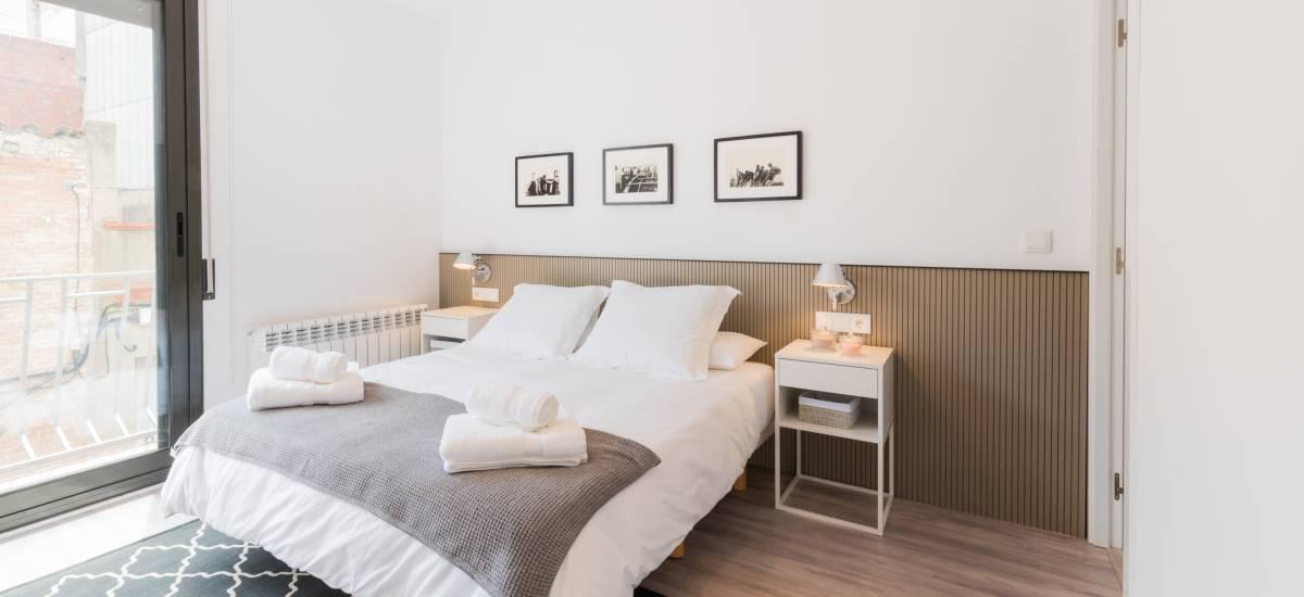 Petit Luxe Apartamentos Terrassa Oasis Rusticae Room3
