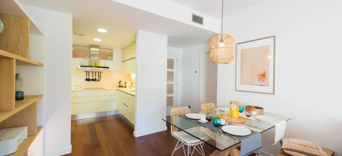Petit Luxe Apartamentos Terrassa Oasis Rusticae Breakfast2