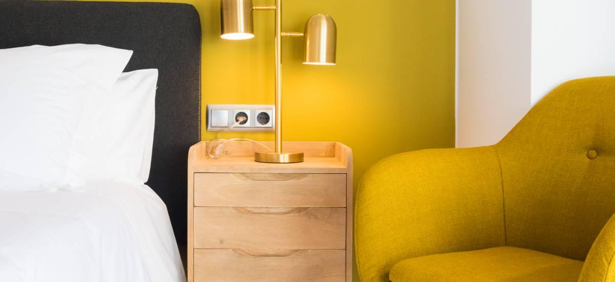 Petit Luxe Apartamentos Terrassa Oasis Rusticae Bed6