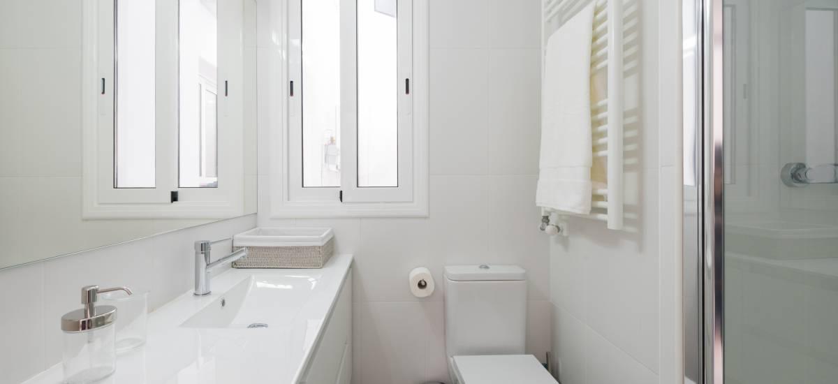 Petit Luxe Apartamentos Terrassa Oasis Rusticae bath