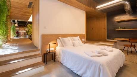 Petite Luxe Apartamentos Terrasa Rusticae