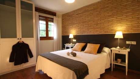 Rusticae Zaragoza Apartamentos Uncastillo rural Habitación