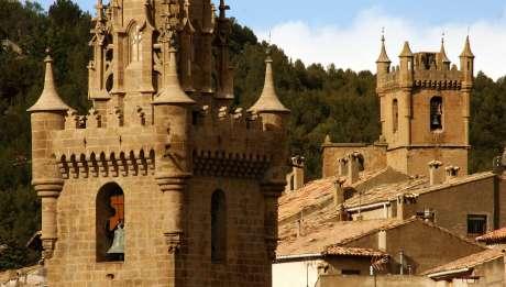 Rusticae Zaragoza Apartamentos Uncastillo en familia Alrededores